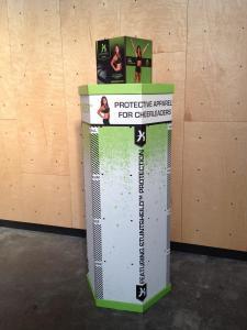 Protective Apparel Display