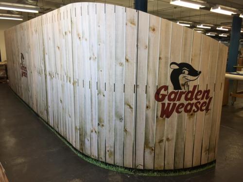 Garden Weasel back